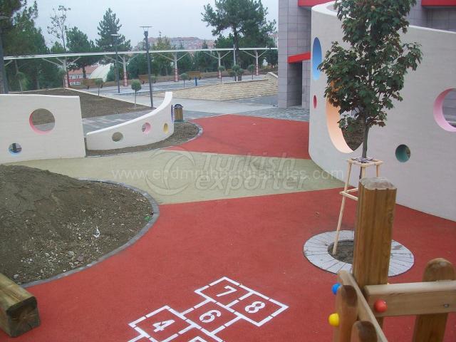 Epdm Playground Flooring