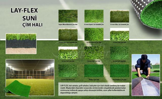 Artificial Turf Lay Flex