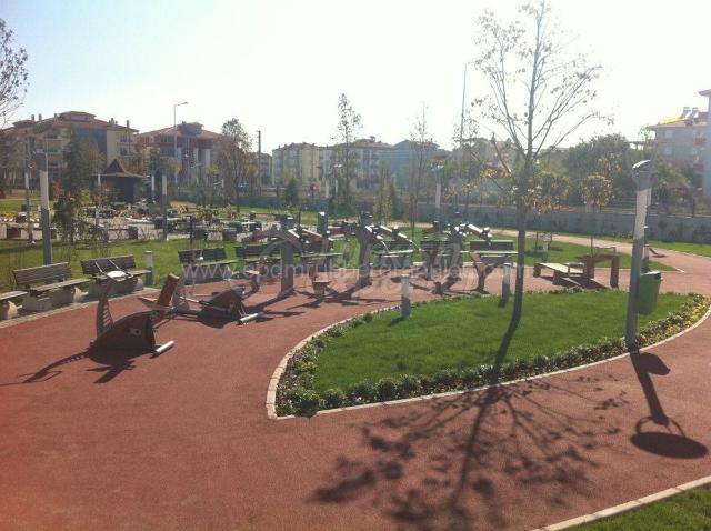 Epdm Park Flooring