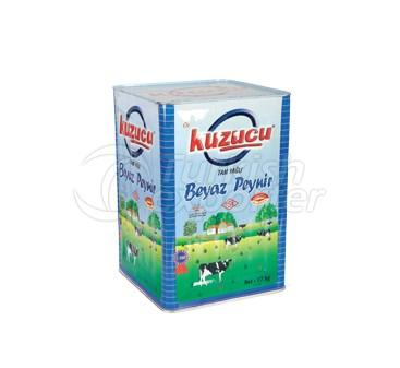 Low Fat White Cheese 17 Kg