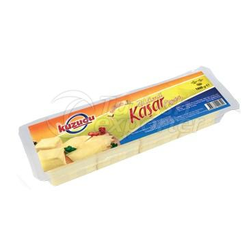 Sliced Cheddar Cheese 1600 g.