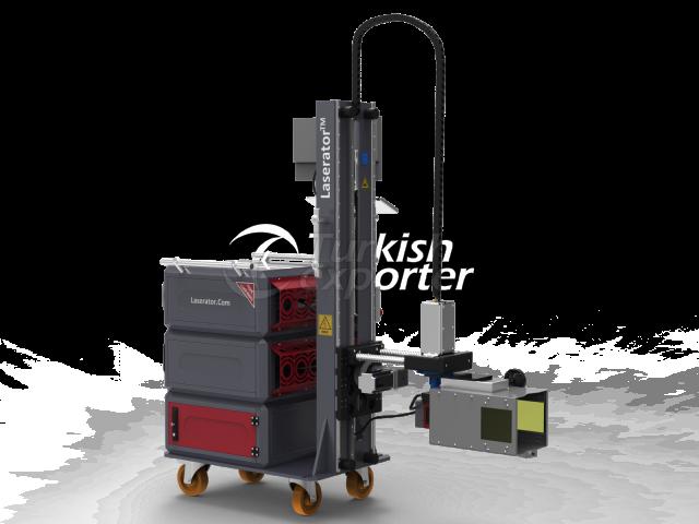 Laserator PORTY-PUMP Fiber Laser