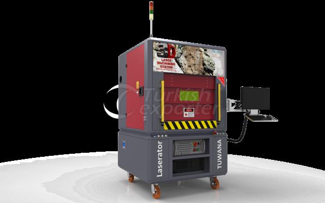 Laserator TUWANA 3D Laser Machining