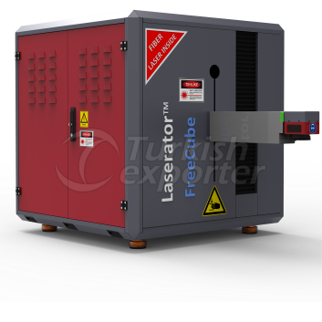 Laserator FREECUBE Fiber Laser