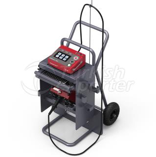 Mobile Dot Peen Marking Machine