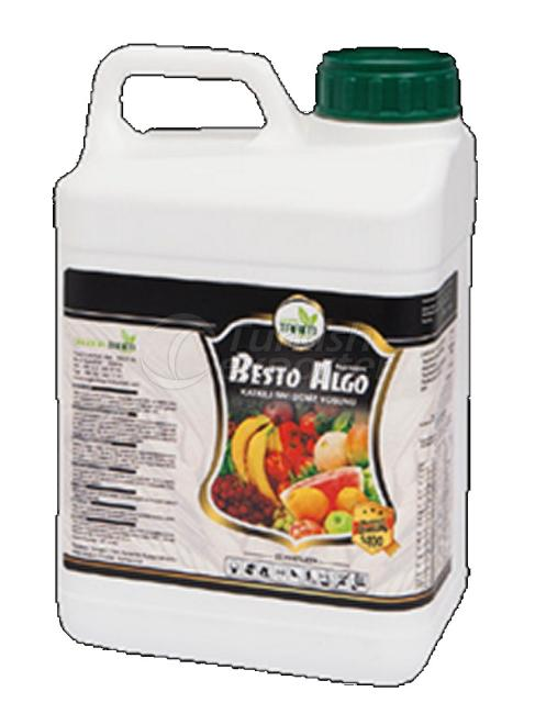 Organic Liquid Fertilizer BESTO ALGO