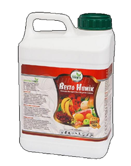 Organic Liquid Fertilizer BESTO HUMIC