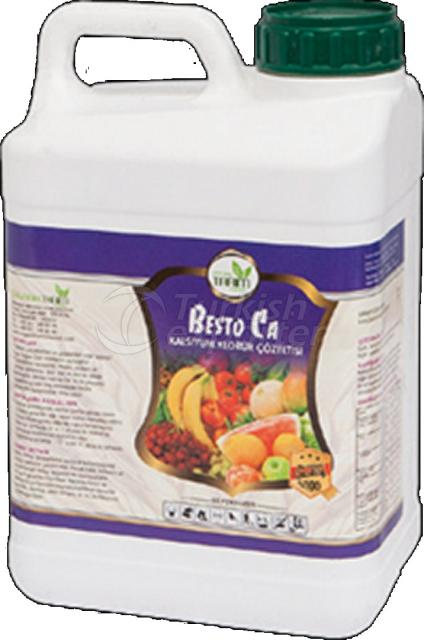 Liquid Fertilizers With Secondary Nutrient Besto