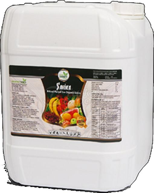 Organic Liquid Fertilizer SAHIKA