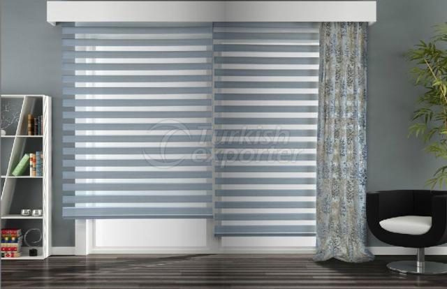 Roller Blinds ZEBRA