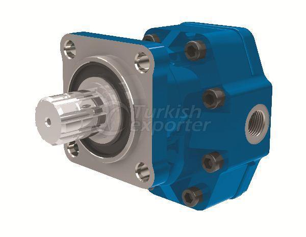 17 Lt ISO Gear Pump