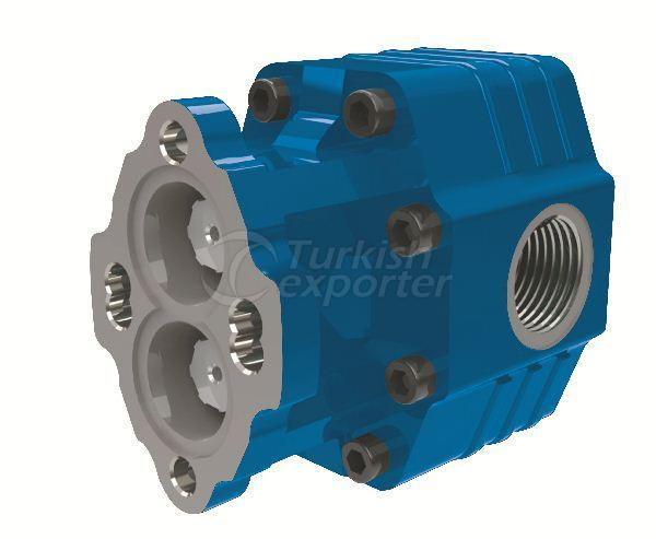 82 Lt T2 Gear Pump