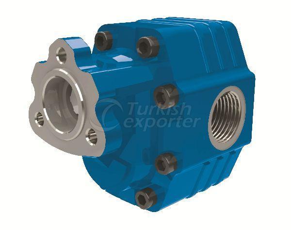 82 Lt T1 Gear Pump