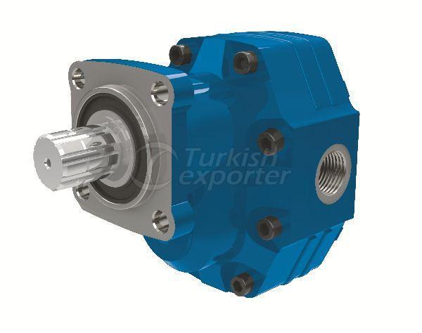 87 Lt ISO Gear Pump