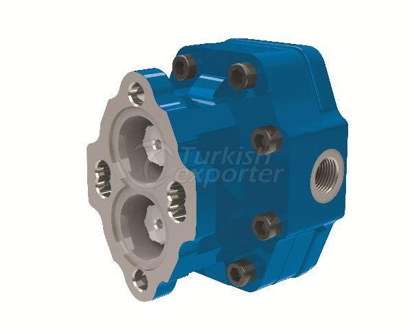 17 Lt T2 Gear Pump