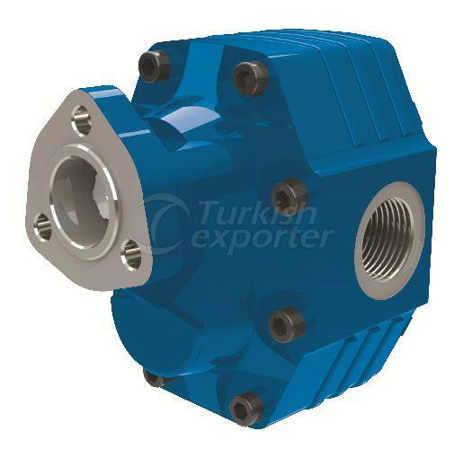 151 Lt T1 Gear Pump