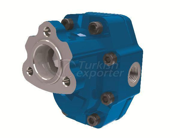 43 Lt T1 Gear Pump