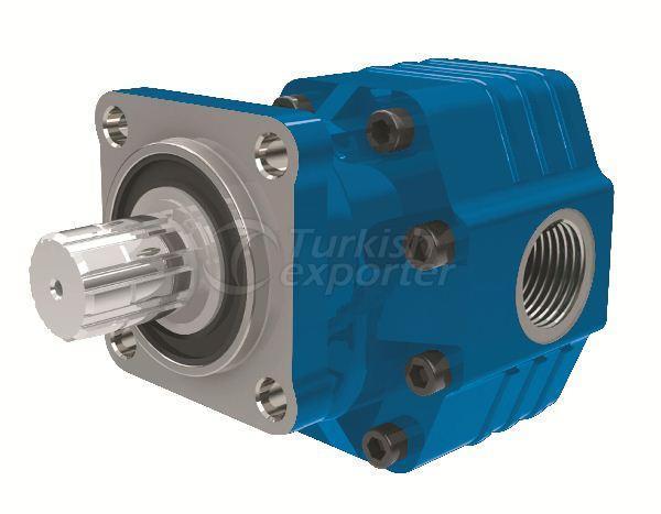82 Lt ISO Gear Pump