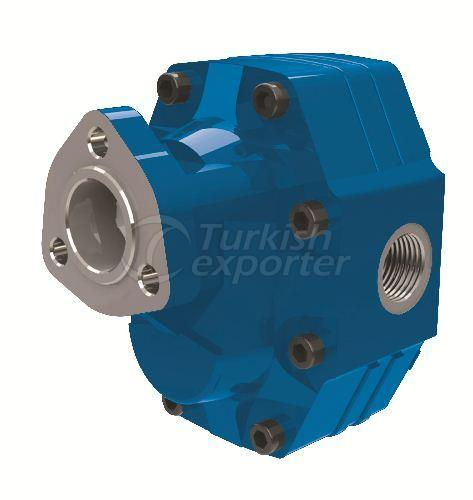 87 Lt T1 Gear Pump