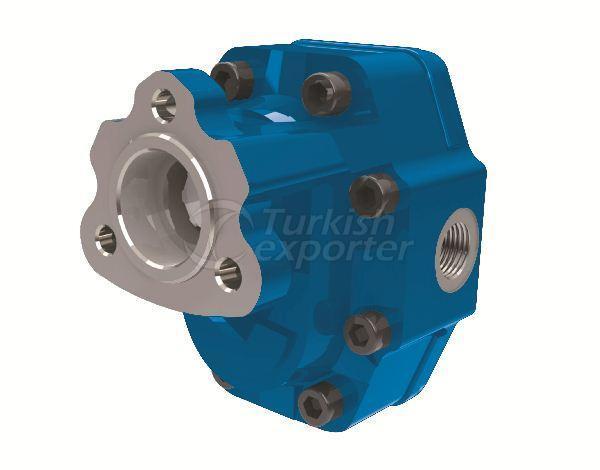 17 Lt T1 Gear Pump
