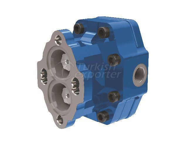 43 Lt T2 Gear Pump