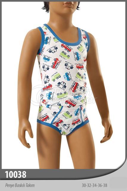 Kids Underwear 10038