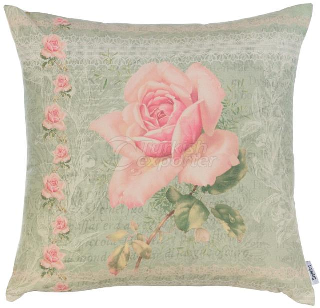 Little rose and big rose pillowcase