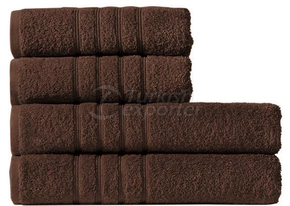 Brown towel