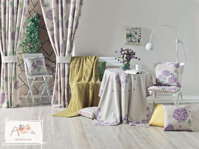 Violet lavander concept