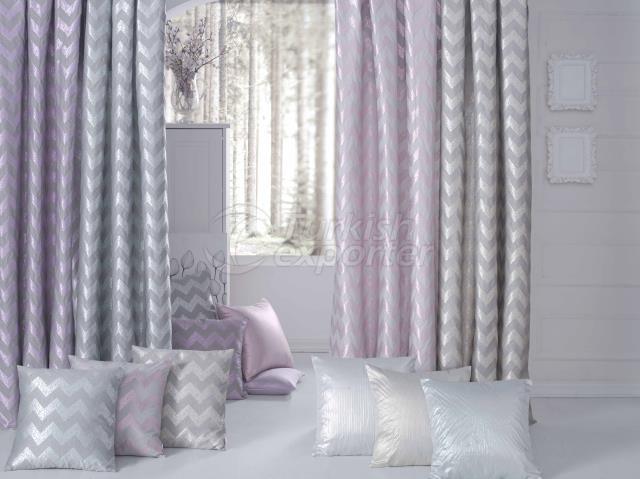 Jacquard light pink concept
