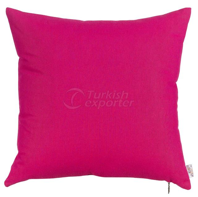 Fuschia plane pillowcase