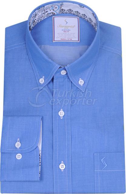 Shirts Turquoise 4086