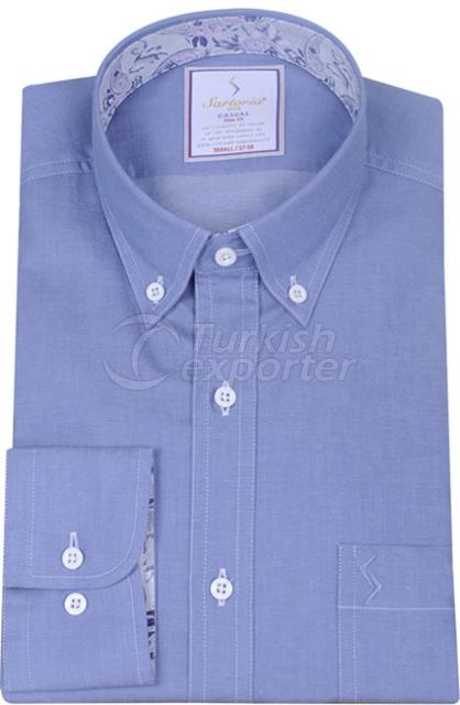 Shirts Dark Blue 4086