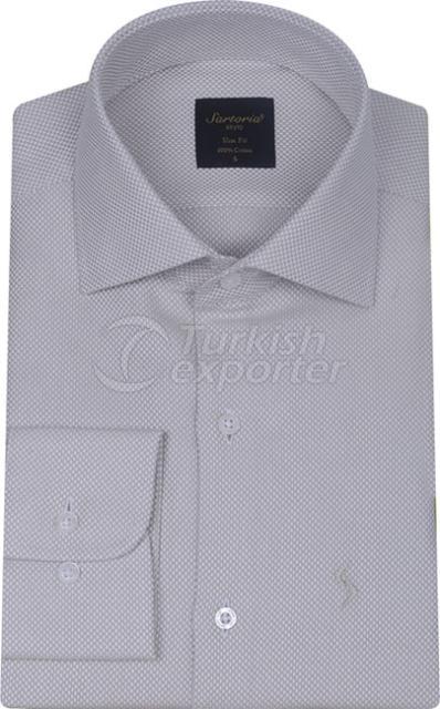 Shirts Brown 4058