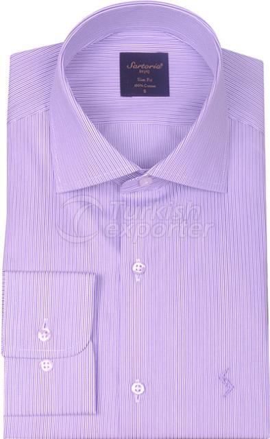 Shirts Lilac 4063
