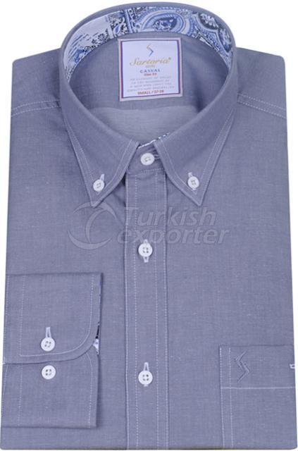 Shirts Grey 4086