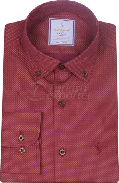 Shirts Red 4065