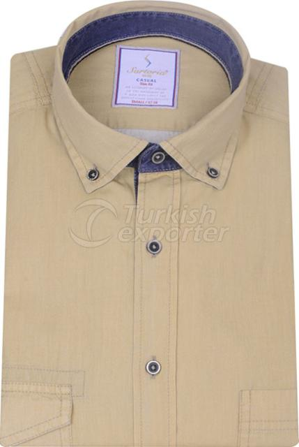 Shirts Cream 4066