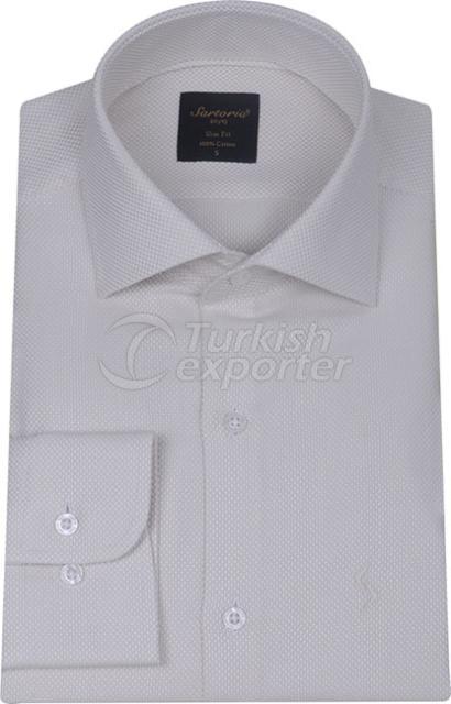 Shirts Cream 4058