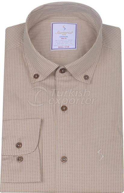 Shirts Beige 4065