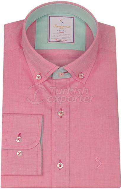 Shirts Pink 4064