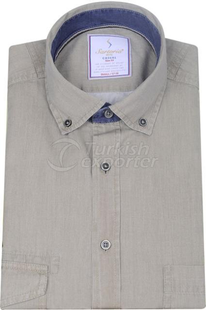 Shirts Beige 4066