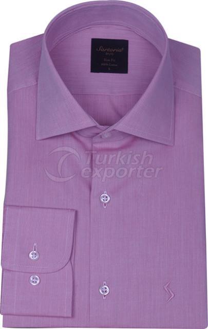 Shirts Pink 4063