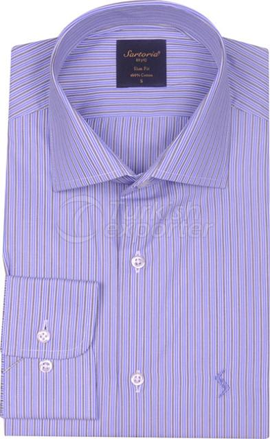 Shirts Dark Blue 4063