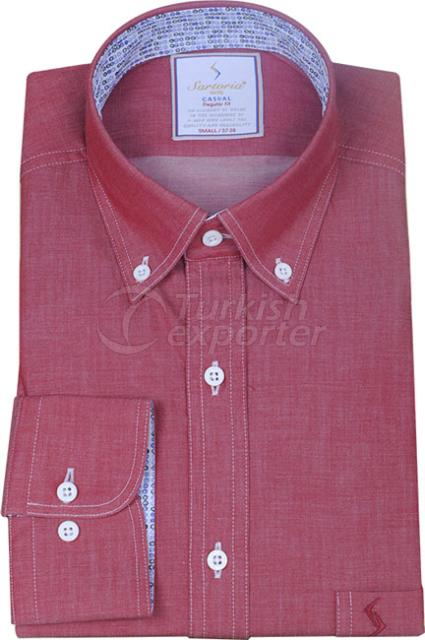 Shirts Red 4064