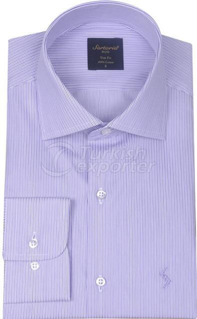 Shirts Blue 4062