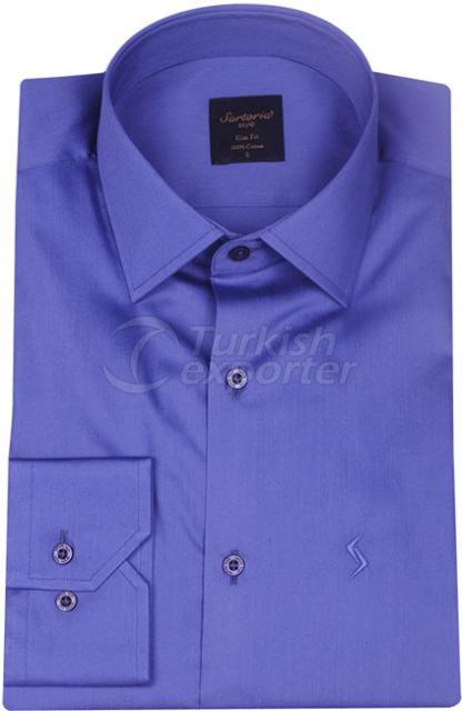 Shirts Indigo 4005