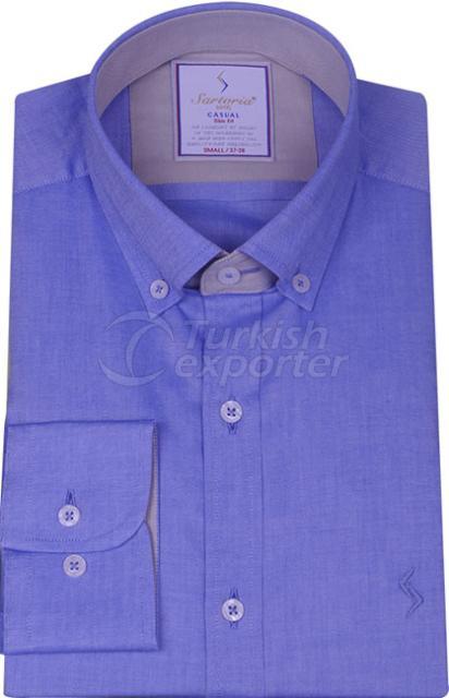 Shirts Dark Blue 4066