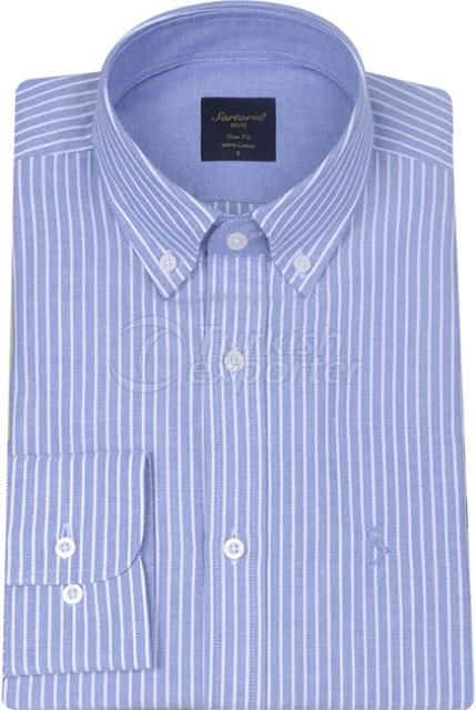 Shirts Navy 4011