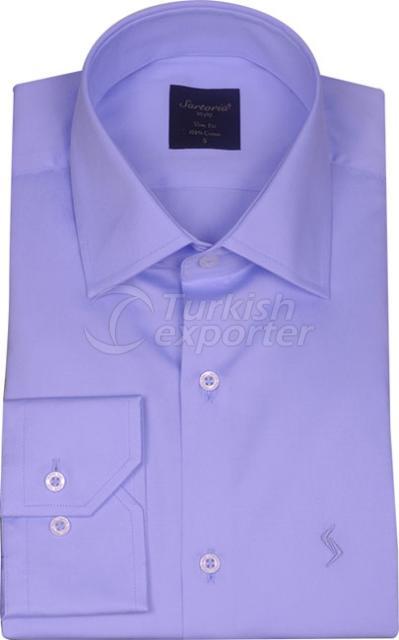 Shirts Blue 4005